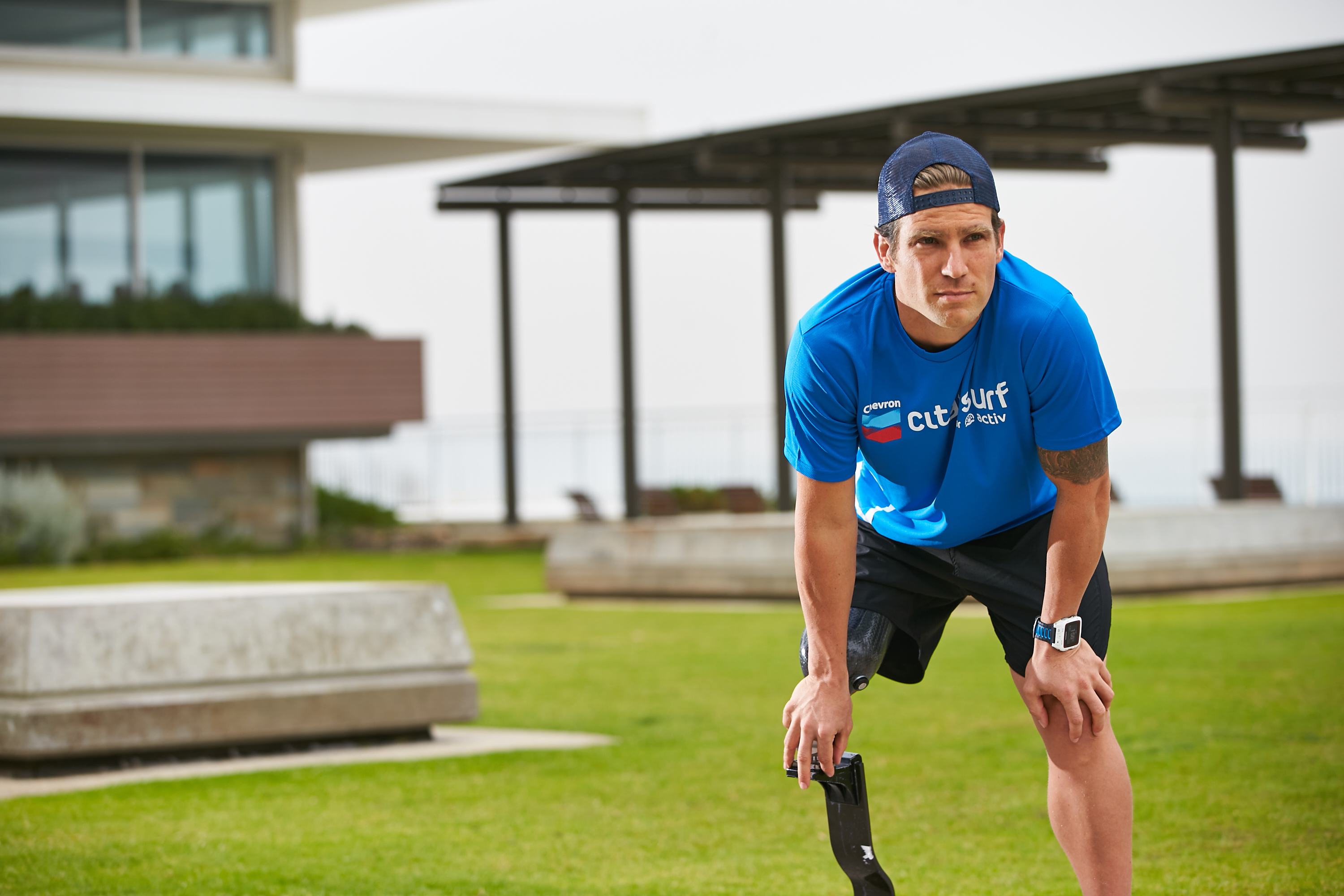 Meet Chevron City to Surf for Activ Ambassador Brant Garvey