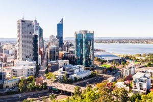 Favourite Training Locations in the City of Perth