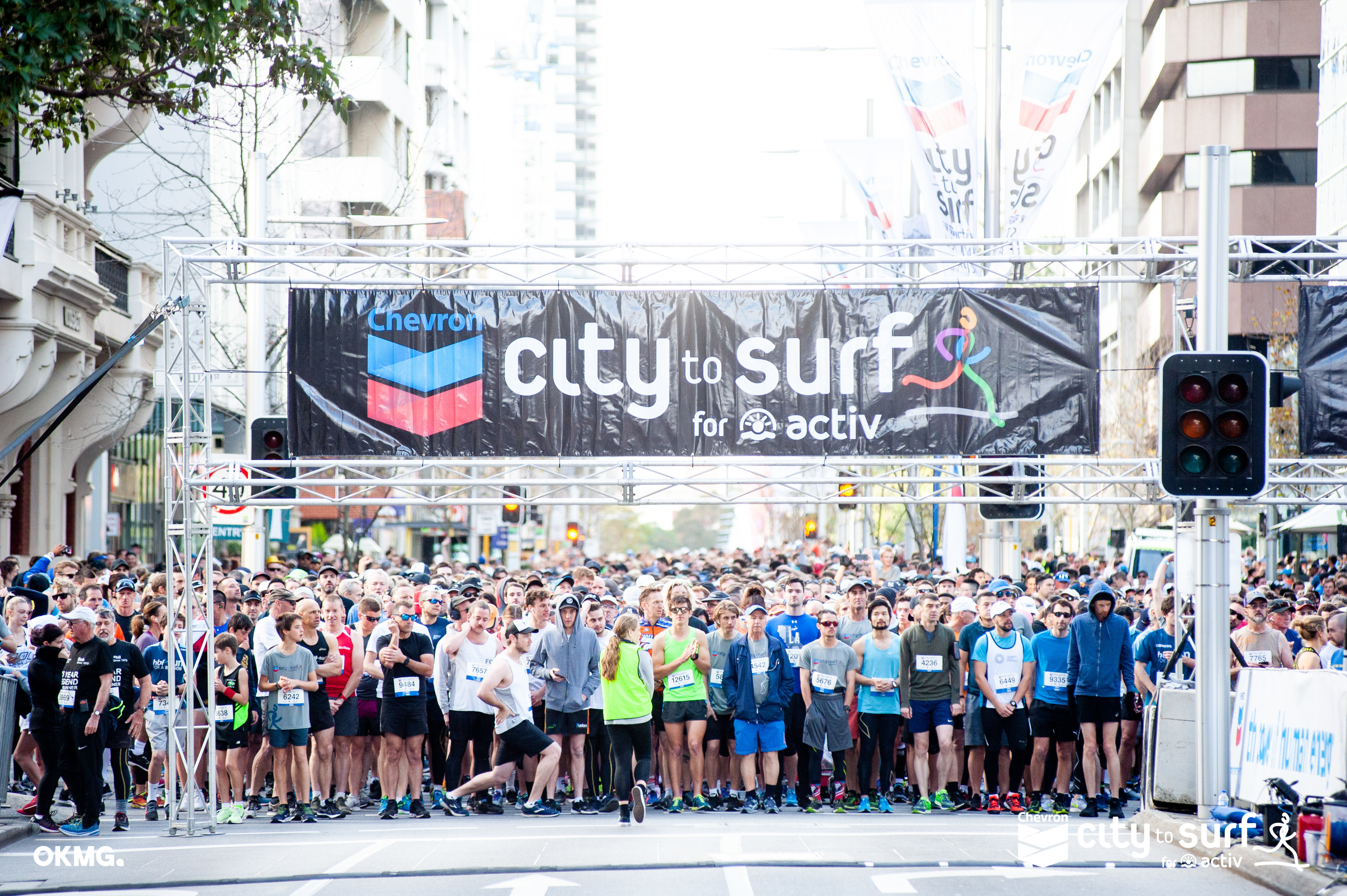 2020 Chevron City to Surf for Activ cancelled